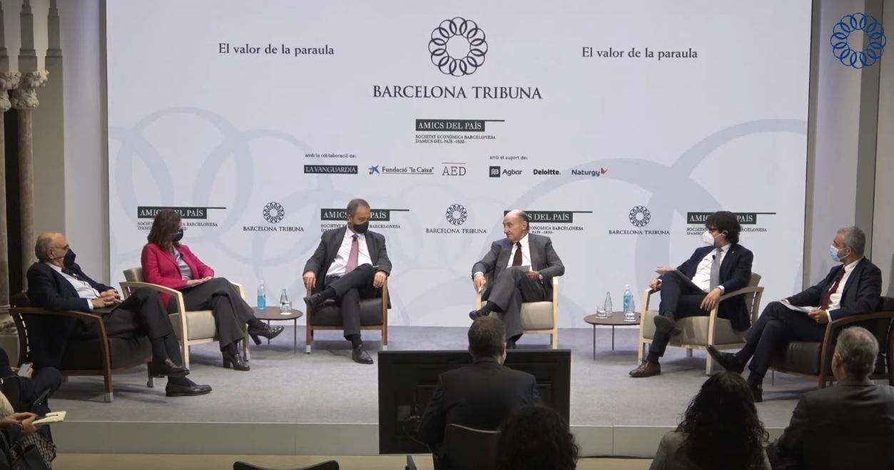 Barcelona i les seves infraestructures clau