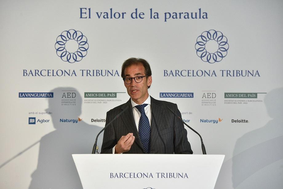 Barcelona Tribuna con Pau Relat