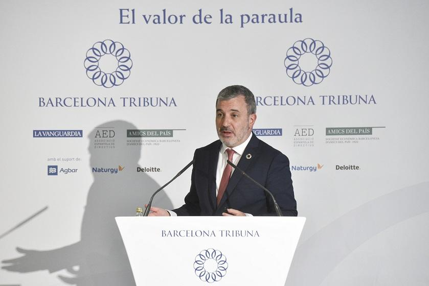 Barcelona Tribuna amb Jaume Collboni