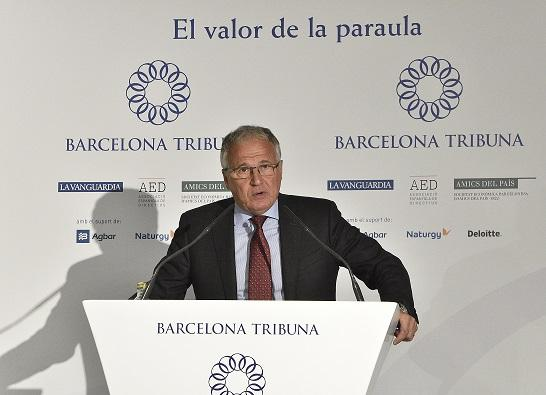 Barcelona Tribuna con Josep Bou