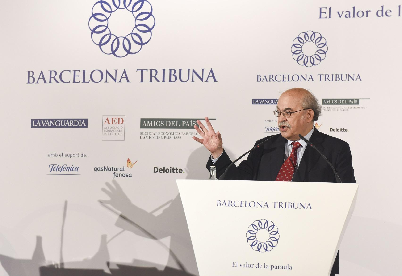 Dr. Andreu Mas-Colell