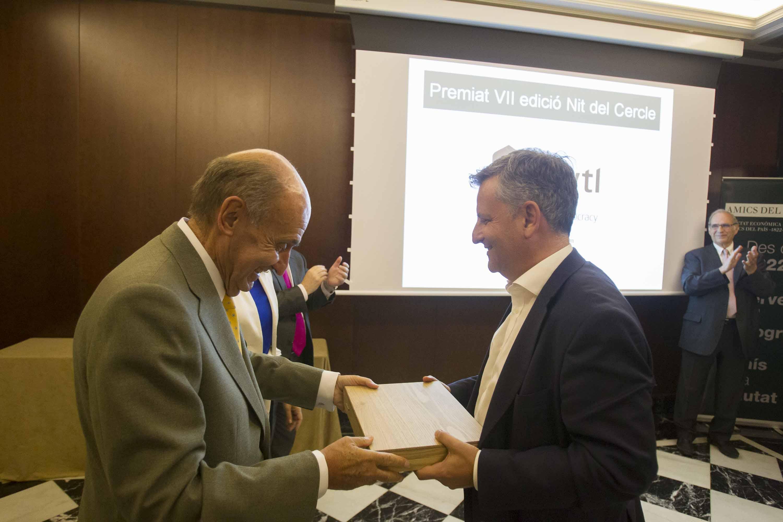 Gutmar Premi Nit del Cercle