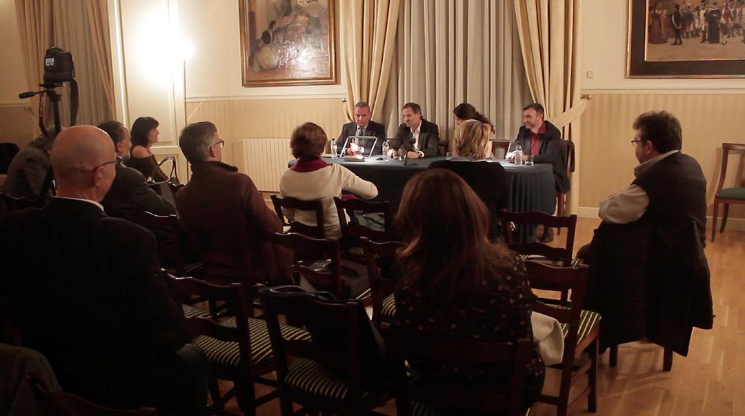 Debate Barcelona, mara e imagen