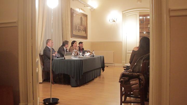 Debat Barcelona, marca, cultura i imatge