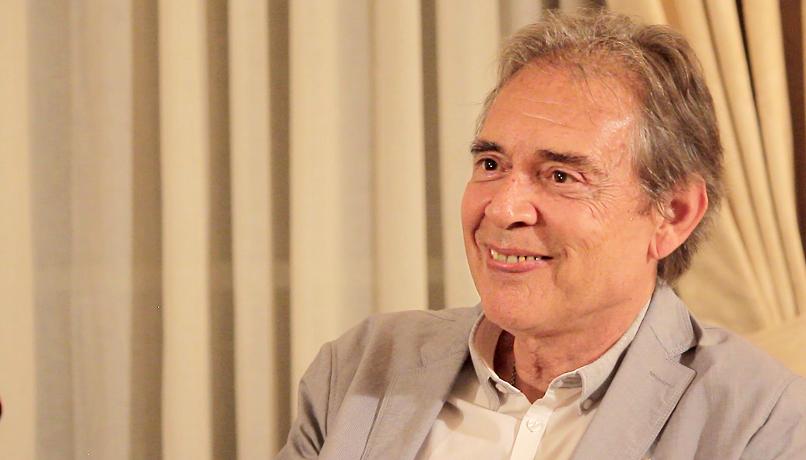Conversación con Joan-Pere Viladecans