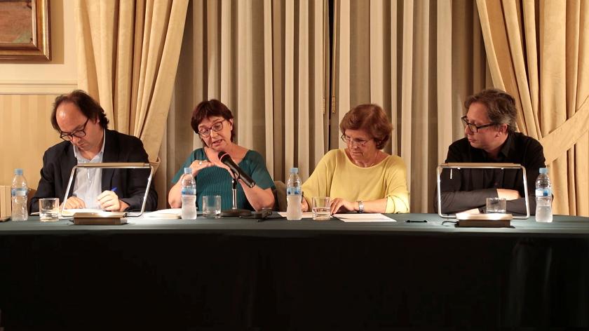 #DebatSebap amb Rosa Maria Malet, Marta Gili, Pepe Serra i Ferran Barenblit