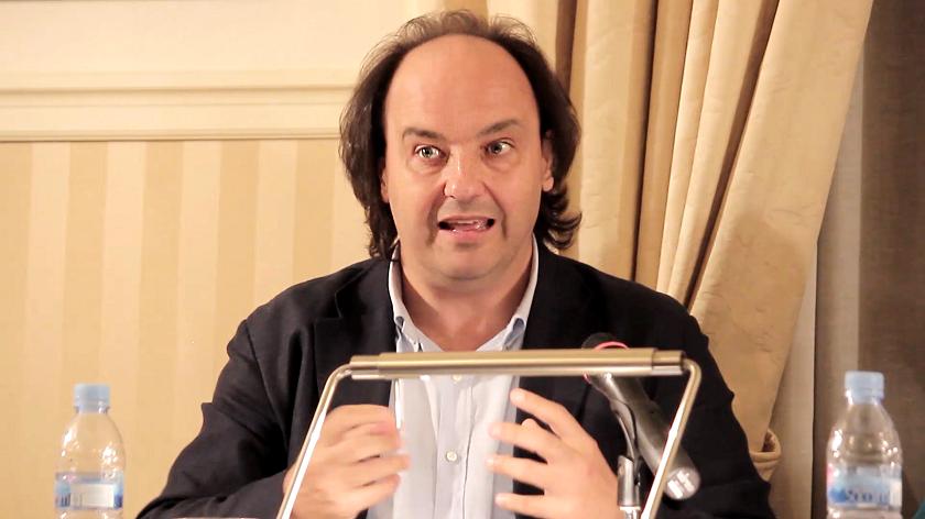 Pepe Serra al #debatSebap Art i museus al segle XXI: mirada pròpia, perspectiva internacional?