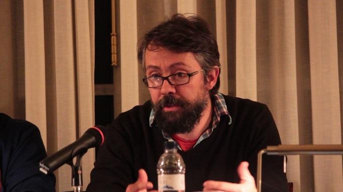 Iñaki Permanyer en el #debatSebap
