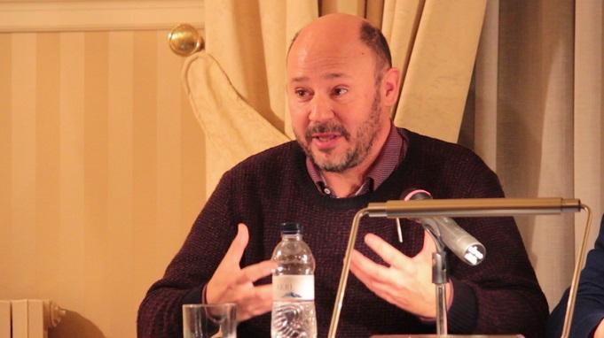 Pau Mitet en el #debatSebap