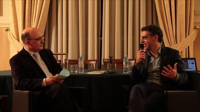 Manel Esteller en #DebateSebap