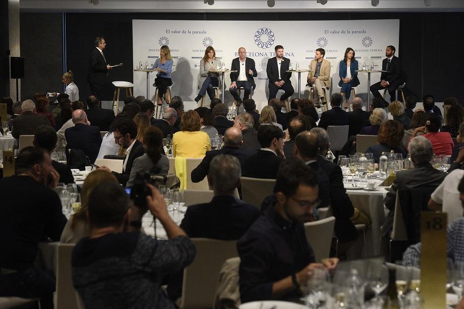 Barcelona Tribuna. Debat Electoral 10-N