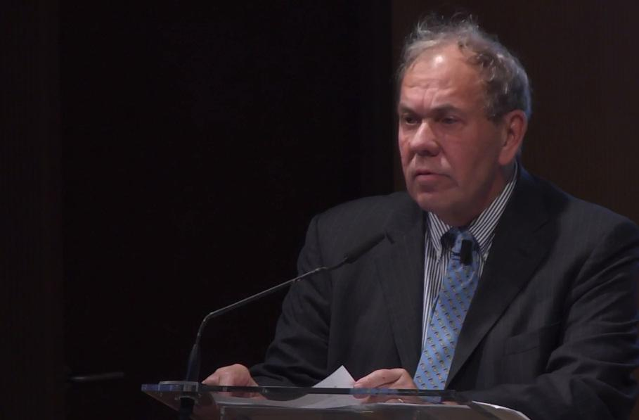 #debateAmicsdelPaís con el Prof. Arthur Levine