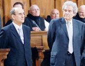 Antoni Garrell i Josep M. Bricall
