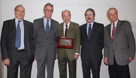 GTD guanya el Premi Nit del Cercle 2014